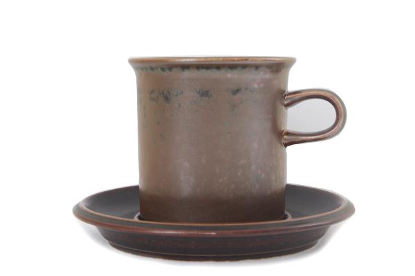 ARABIA ルスカ            コーヒーカップ& ソーサー(Lサイズ)/ CL3