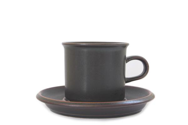 ARABIA ルスカ            コーヒーカップ&ソーサー/ mini 3