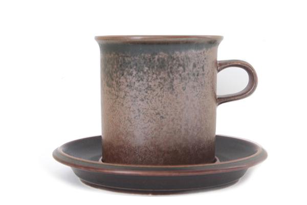 ARABIA ルスカ            コーヒーカップ& ソーサー(Lサイズ)/ CL4