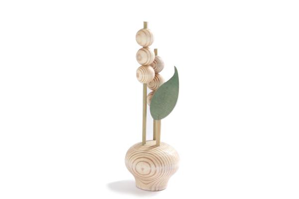 aarikka アーリッカ          カードスタンド / 木製