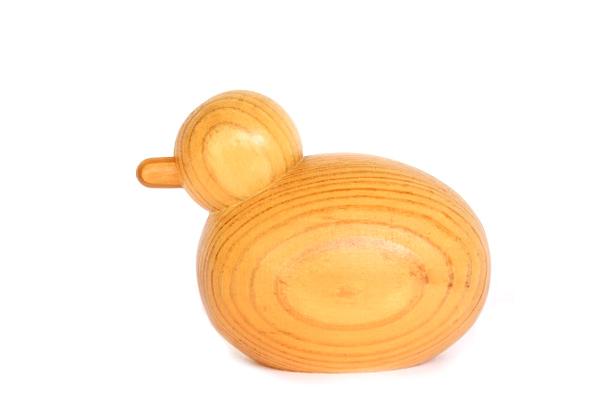 aarikka アーリッカ          小鳥のオブジェ (横大)/ 木製