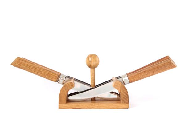 Karlsson & Nilsson 社           フルーツ(バター)ナイフ 6本セット