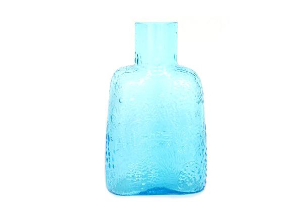 ARABIA/Nuutajarvi         Fauna ファウナ/ ボトル(ブルー)