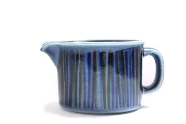 ARABIAコスモス/ブルー            クリーマー 230 ml(少B)