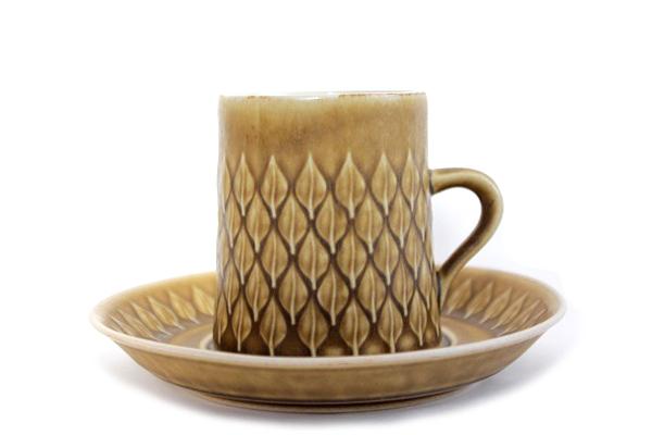 Relief レリーフ           コーヒーカップ&ソーサー 200ml