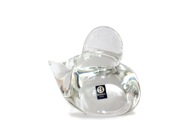 Bergdala glasbruk            ダンボ / ガラス製品