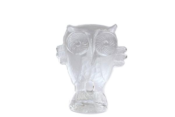 Kosta Boda           フクロウ/ガラス製品