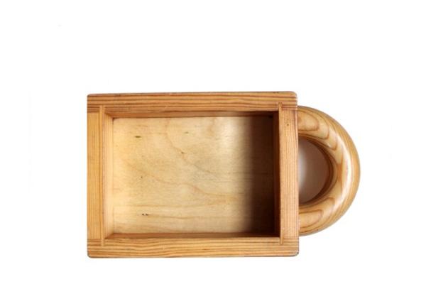 aarikka アーリッカ          バターケース / 木製