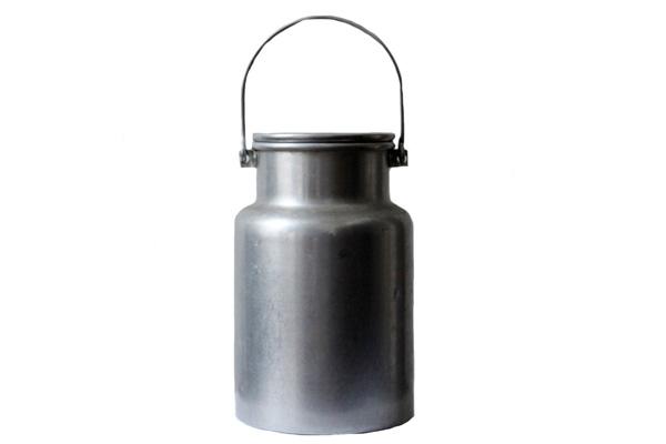 北欧ヴィンテージ・古道具          ALU / ミルク缶 3L(フィンランド製) M2