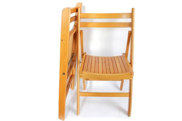 古いIKEAの折りたたみ椅子(1脚単位) / 送料無料