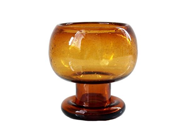 ARABIA,Nuutajarvi /Kaj Franck          Sargasso N.420,903/ Vase(ブラウン)
