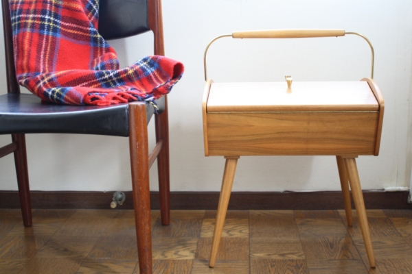 Sewingbox ソーイングボックス    / デンマーク