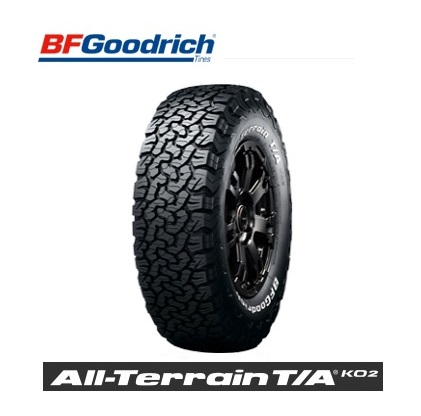 B.F.Goodrich グットリッチ All-Terrain T/A KO2 LT295/75R16