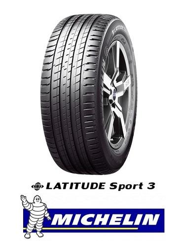 MICHELIN ミシュラン  LATITUDE Sport 3 ランフラット ラティチュードスポーツ3 275/40R20 106W XL ☆ ZP