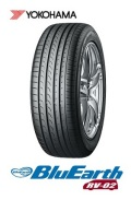 ヨコハマ ブルーアース RV-02 225/55R17 97W  BluEarth RV02 YOKOHAMA