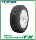 TOYO トーヨー  WINTER TRANPATH TX  215/50R17 91Q スタッドレス ウインタートランパス ミニバン