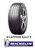 MICHELIN ミシュラン  LATITUDE Sport 3 ラティチュードスポーツ3 275/55R17 109V