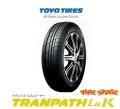 TOYO トーヨー トランパス TRANPATH LuK 165/55R15 75V エルユーケー