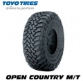 TOYO トーヨー OPEN COUNTRY M/T LT305/70R16 124P