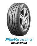 BRIDGESTON Playz PX-RVII 215/45R17 91W  XL   ブリヂストン プレイズ PX-RVII