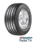 BFグッドリッチ  Radial T/A   P205/60R13 86S RWL  ラジアル T/A