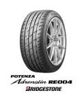 BRIDGESTONE ブリヂストン 215/50R17 95W XL POTENZA Adrenalin RE004 ポテンザ  アドレナリン