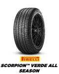 ピレリ スコーピオン ヴェルデ オールシーズン 225/55R19 99V SCORPION VERDE ALL SEASON