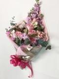バラユーカリ ソフトピンク系花束