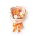 フレグランスソープフラワー プチレーヌ オレンジ