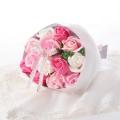 フレグランスソープフラワー 12カラーブーケ ピンク