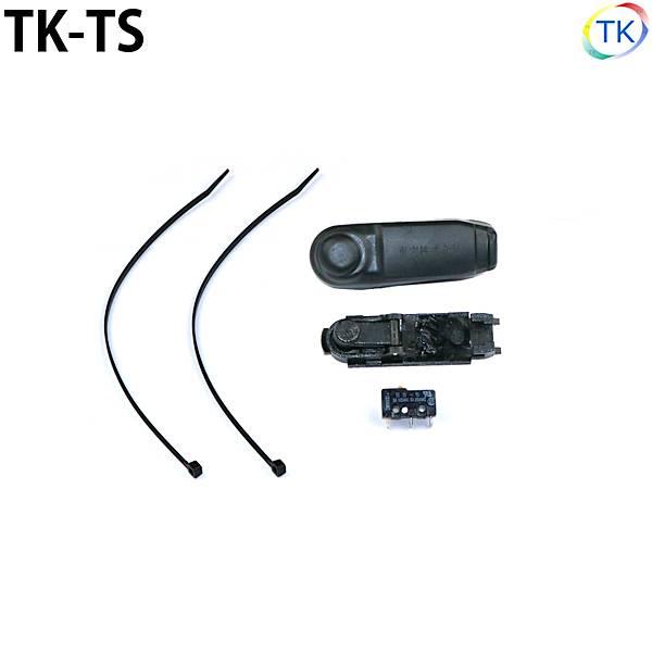 トーチスイッチ B型 丸型 押しボタンタイプ TIG溶接 プラズマ TK-TS