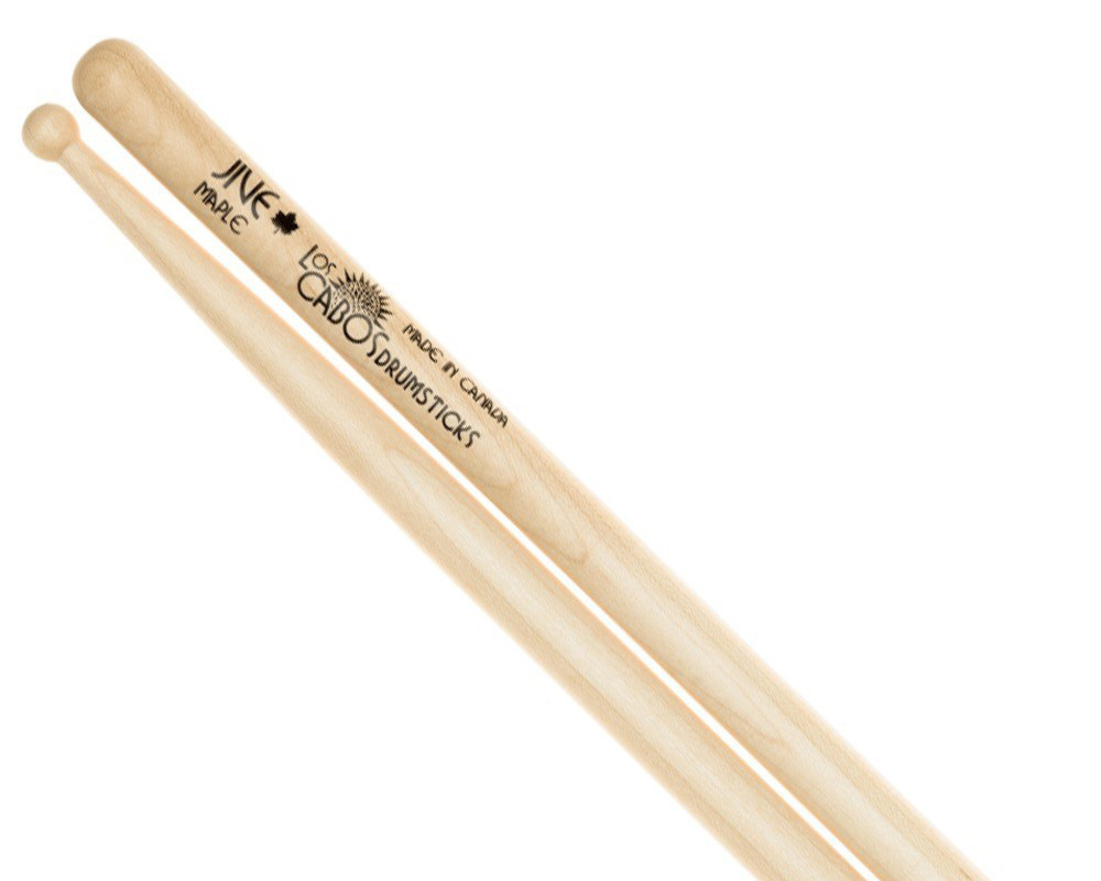 LosCabos Maple Drumstick Jive 2ペアセット