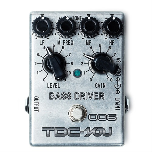 TDC-YOU 006 BASS DRIVER【メーカー取り寄せ品】