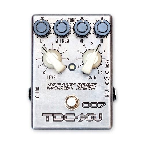 TDC-YOU 007 CREAMY DRIVE 【メーカー取り寄せ品】