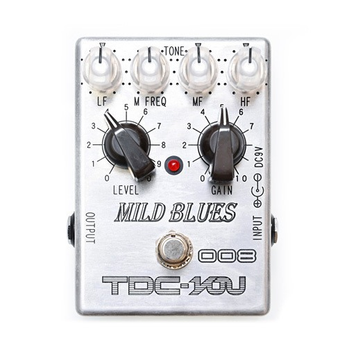 TDC-YOU 008 MILD BLUES 【メーカー取り寄せ品】