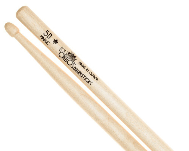 LosCabos Maple Drumstick 5B 2ペアセット