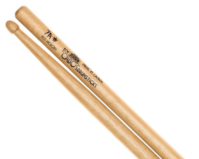 LosCabos Red Hickory Drumstick 7A 2ペアセット