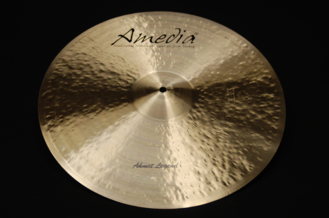 Amedia Cymbals Ahmet Legend Series