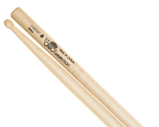 LosCabos Maple Drumstick Concert 2ペアセット
