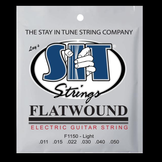 SITストリングス FlatWound F1150 【メール便可】