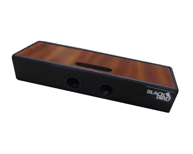 【アウトレット品】BLACKBIRDペダルボード FBHC-WB 専用ハードケース付き