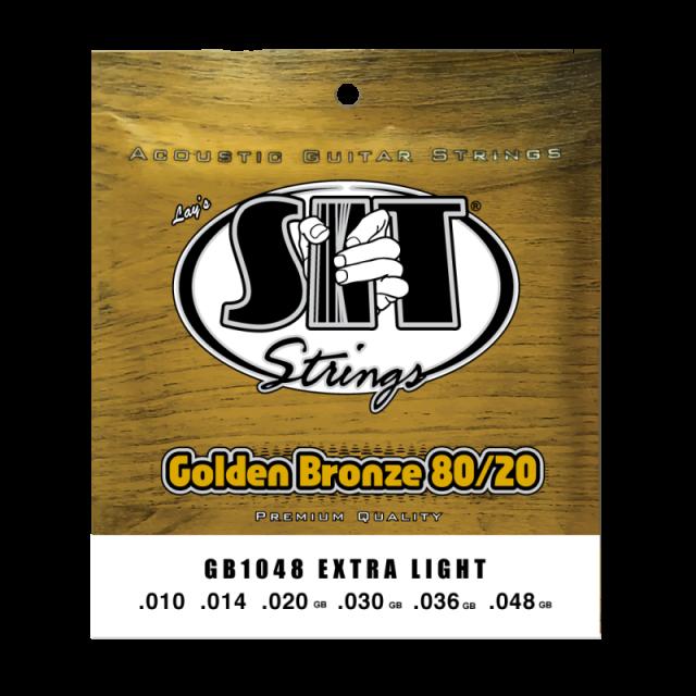 SITストリングス GoldenBronze GB1048 【メール便可】