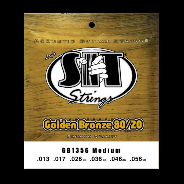 SITストリングス GoldenBronze GB1356 【メール便可】