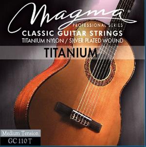 Magmaストリングス TITANIO GC110T 【メール便可】