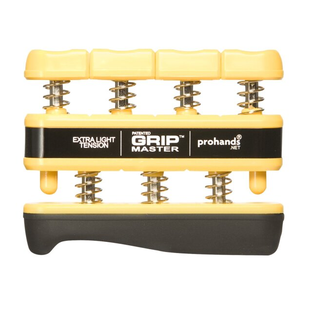 Prohands GRIPMASTER Yellow -Extra Light/3.0lb 【メール便可】