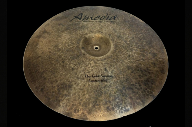 Amedia Cymbals Gold Series