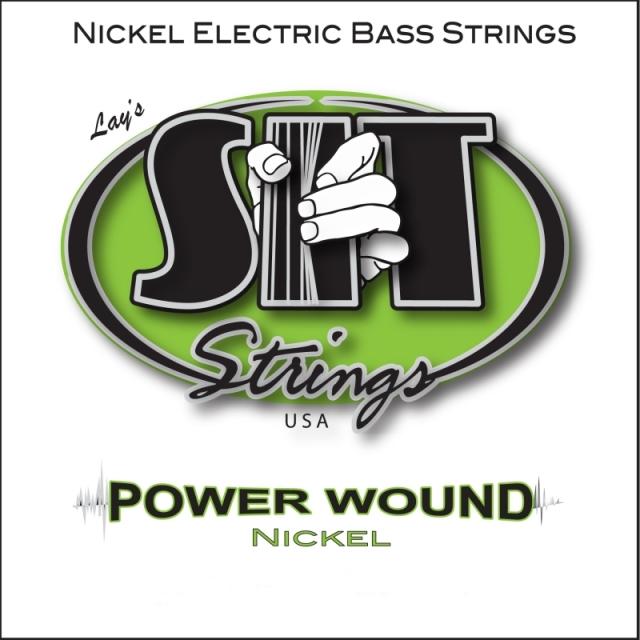 SITストリングス PowerWound 5弦 TNR5-50130 【メール便可】