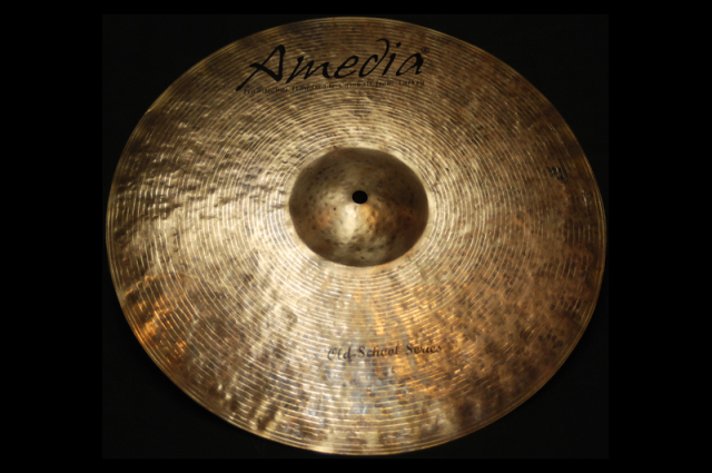 Amedia Cymbals Old School Series