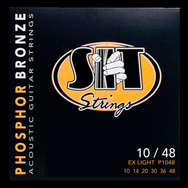 SITストリングス PhosphorBronze P1048 【メール便可】