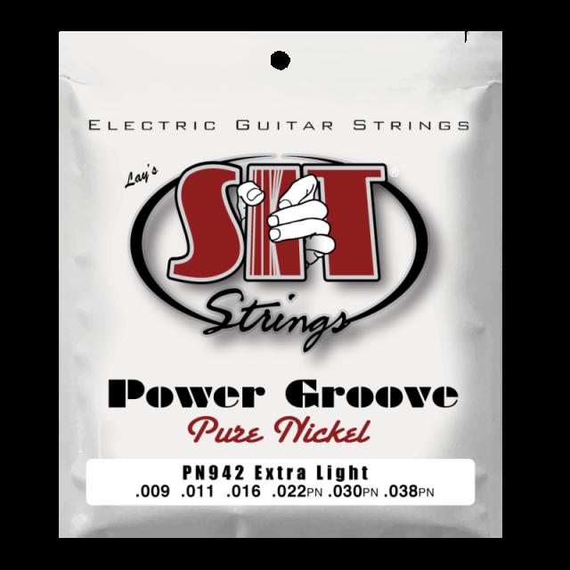 SITストリングス PowerGroove PN942 【メール便可】